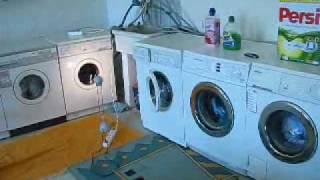 Waschtag Waschmaschine (Teil1/6)