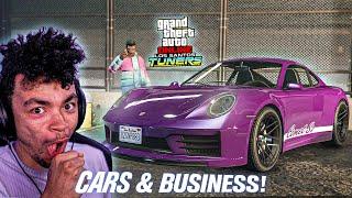 GTA 5 Online - NEW LOS SANTOS TUNERS Update - New Cars, Garage, Meet, Missions & MORE!