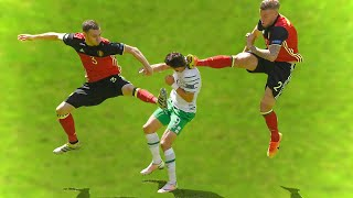 Dangerous Plays and Brutal Fouls in Football