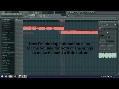 FL Studio - How To Mix Tracks And Do Mashups (Tutorial)