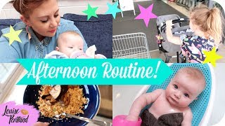 Afternoon Routine with 2 Children! | LIFESTYLE | AD