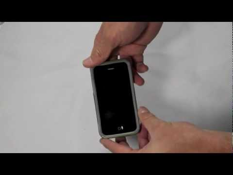 New OtterBox Commuter Case for iPhone 4S Review