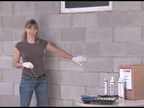 I Can Do It - carbon fiber wall repair  - 888.496.7120