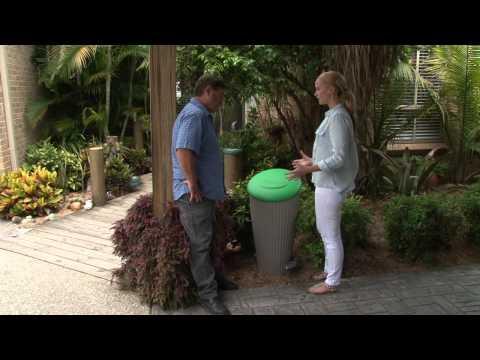 Pet Poo Composter - Yard Art