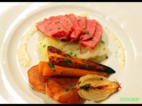 Corned beef and Cabbage recipe (St. Patrick's Day )