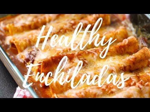 KETO / LOW CARB Healthy Enchiladas