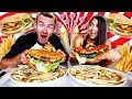 The Ultimate Food Challenge Date  (15,000+ Calories) mp3