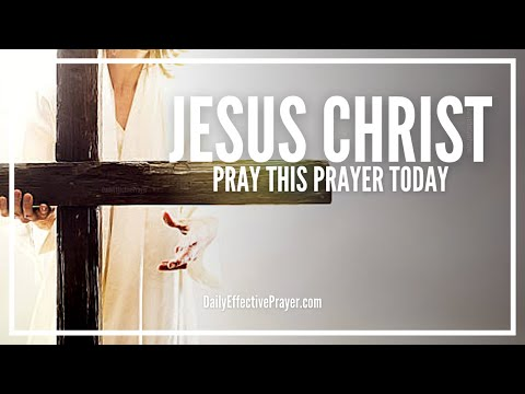Prayer For Jesus Christ - Simple Prayer For Salvation