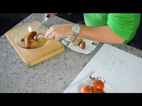 Oven-Cooked Italian Sausage : Italian Cuisine