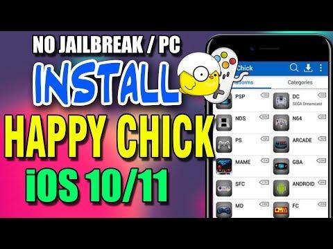 Install Happy Chick Emulators & Games FREE iOS 9 / 10 - 10.3.2 NO Jailbreak iPhone, iPad, iPod Touch