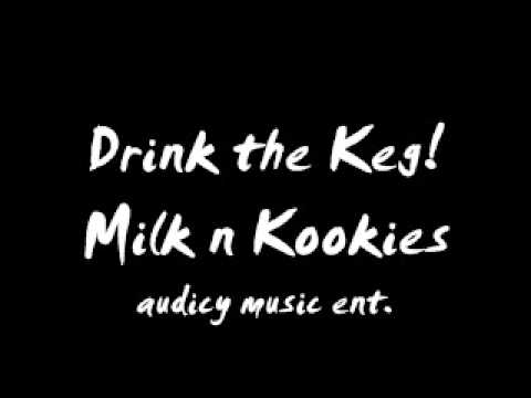 Stanky Leg parody by Milk n' Kookies: DRINK THE KEG!