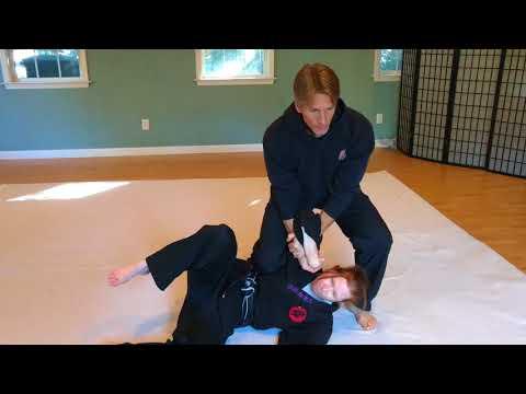 Demo of Integrative Martial Self Defense Flow Wilmington NC