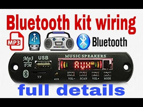 Xxx Mp4 How To Make Bluetooth Kit Board And 6283ic Kit 4440ic Kit Wairing At Home 100 Working 3gp Sex