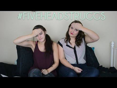Facing The Struggles of a Big Forehead... Head On