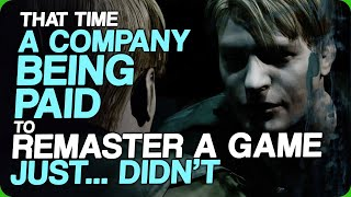 That Time a Company Paid to Remaster a Game Just... Didn't (Why This Video ISN'T Sponsored)
