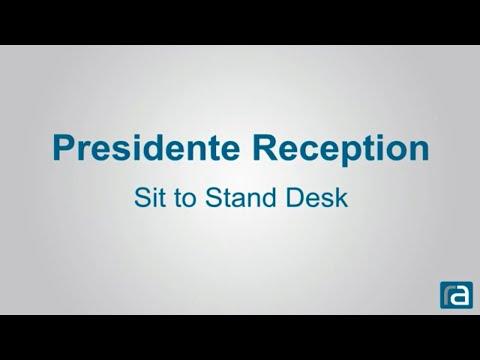 Presidente Reception Desk