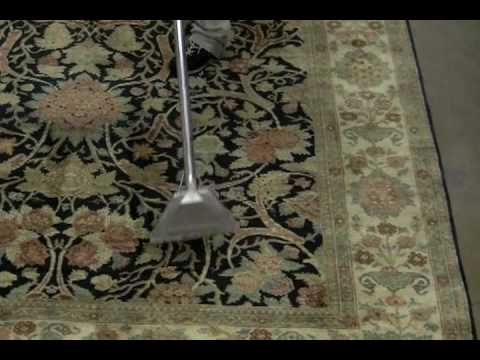 Rug Cleaning - More Steam Cleaning