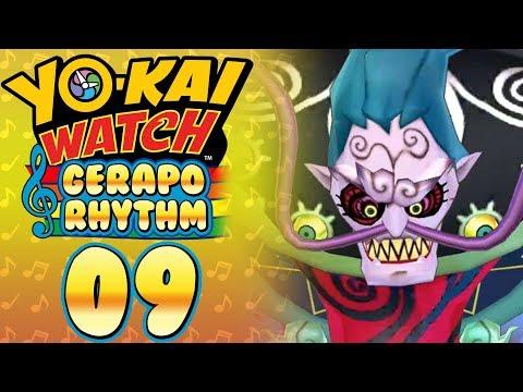 Yo-kai Watch Gerapo Rhythm - BOSS RUSH FINALE! [Episode 9]