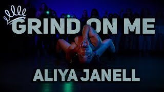 Grind With Me   Pretty Ricky   Aliya Janell Choreography   Queens N Lettos
