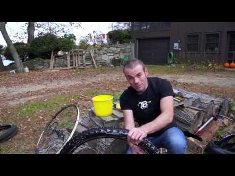 Tubeless Mountain Bike Tire Installation (Without An Air Compressor)