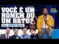 COMENTANDO HISTÓRIAS #77 - VOCÊ É UM HOMEM OU UM RATO? Feat. Kedny Silva