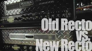 Old Recto Vs. New Recto!