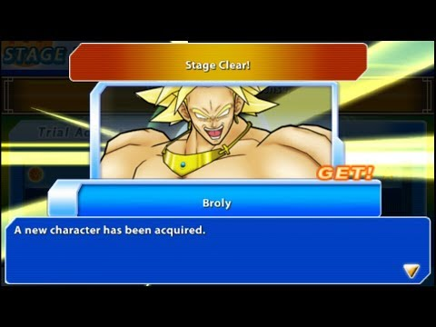 How to unlock Broly ( The Ledendary Super Saiyan) in dbz TTT | MarcusDamon#Gamingvideos
