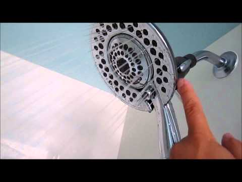 Review of the delta in2ition shower system