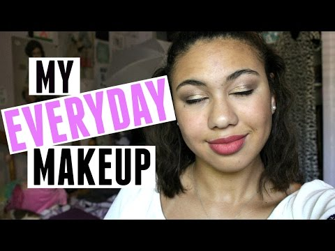 Everyday Makeup Routine & Tutorial || Kennedy Simone