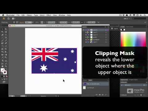 Illustrator CS6 102: Objects and Layers: Create A Map - 5. Links and Embedding