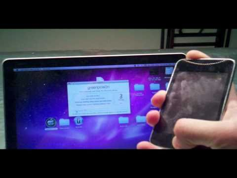 How to Jailbreak iOS 7/6.1/6, iOS 5/4.2.1 iPhone, iPod Touch, iPad Untethered! Greenpois0n