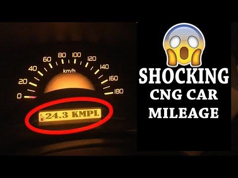 SHOCKING - 1.8rs Per KM - CNG Sahi Hai - Wagon R mileage