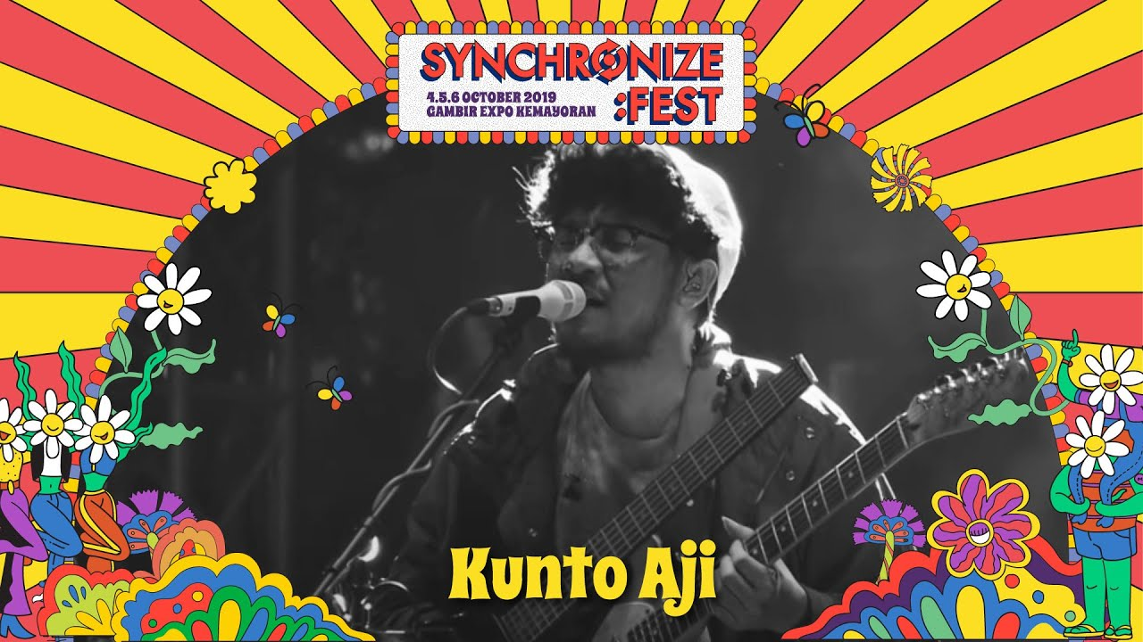 Download Kunto Aji LIVE @ Synchronize Fest 2019 MP3 Gratis