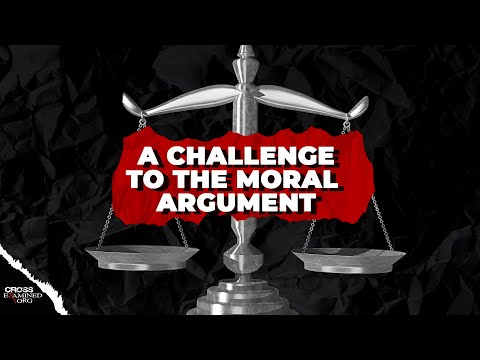 A Challenge To The Moral Argument.