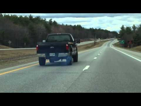 What Causes Blue Smoke From An Exhaust?