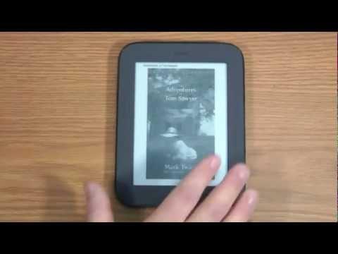 Epub Ebook to Barnes & Noble Nook