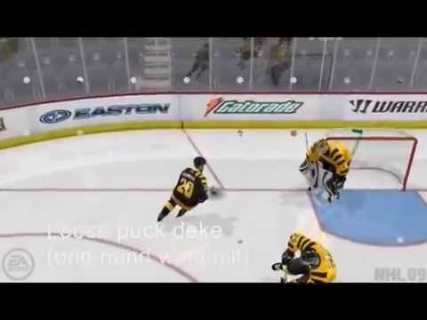 How to get past defenders - Guide - NHL09