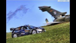 Leg 2 - Top Moments - 2017 WRC Rallye Deutschland - Michelin Motorsport