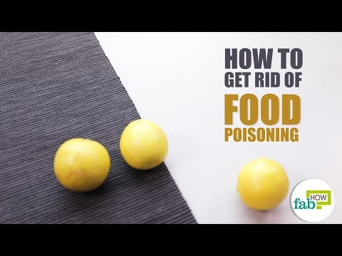 How to Get Rid of Food Poisoning Naturally (Top 3 Remedies)