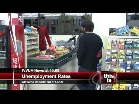 Alabama Unemployment Rates