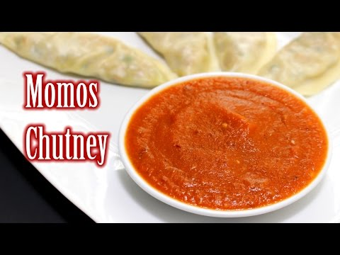 Momos Red Chutney Recipe | Dumplings Red Chilli Sauce  | How to Make Momos Chutney | Nehas Cookhouse
