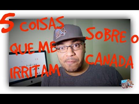 5 COISAS QUE ME IRRITAM SOBRE O CANADA - The Funny Brazilian