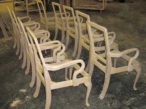 chair frame designs