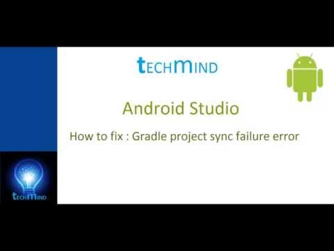 How to fix : Gradle project sync failed (Android studio)