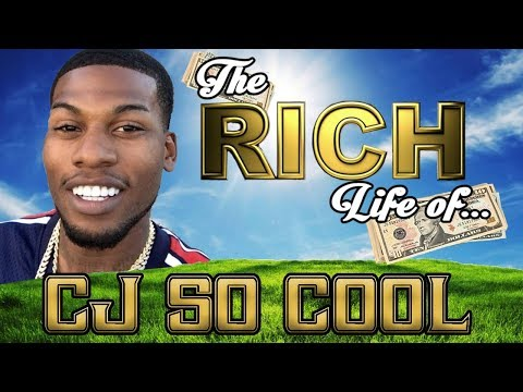 CJ SO COOL- The RICH Life - 2017 FORBES ( Mansion, Cars, Grilz, Sneakers & more.. )