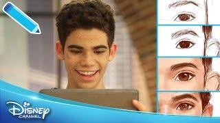 Disney Channel Star Portrait Cameron Boyce Official Disney Channel Uk