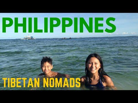 Tibetan Nomads Travel to the Philippines-Manila and Cebu