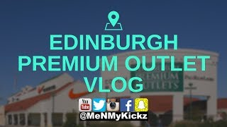 441e0b1ae93d Edinburgh Premium Outlets Vlog · Indiana Suburbs · Nike Adidas Finish Line  Outlet Mall  edinburghin