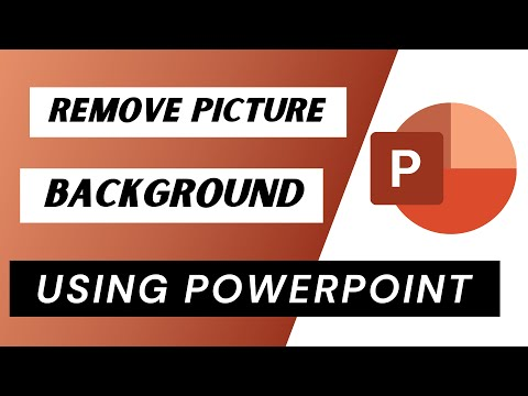 How to remove Picture Background in PowerPoint