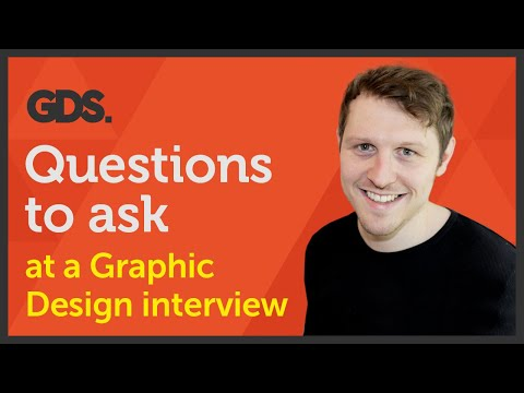 Questions to ask at a graphic design interview Ep41/45 [Beginners guide to Graphic Design]